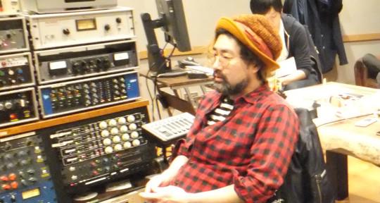 """Recording & Mixing Engineer"" - Teruyuki Takatsu"