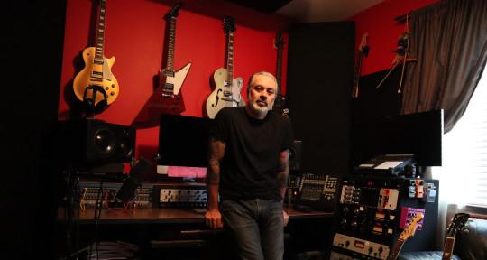 POP/ROCK MIXING & MASTERING  - Richard Carrasco
