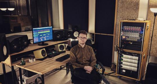 recording, mixing & mastering - Frederik Uglebjerg