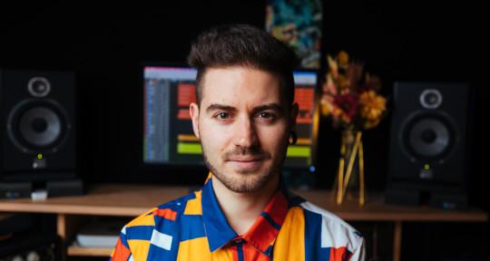 Remote Mixing & Mastering - Federico Telesca