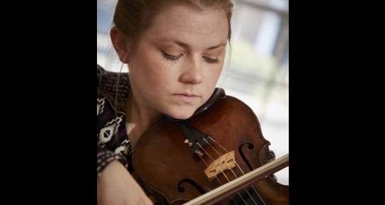 Violin, Strings, BVs - Abbie Davis