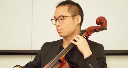 Professional Cellist - Jonathan Chim