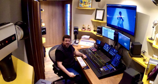 Dolby Atmos I Mixing Engineer - Beto Neves