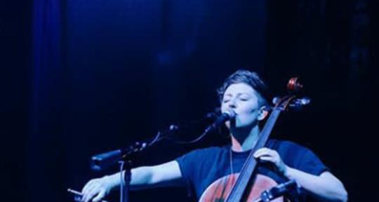 Cellist, singer, songwriter - Emily Dix Thomas