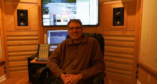 Mix Engineer  Recording Studio - Chris Spencer