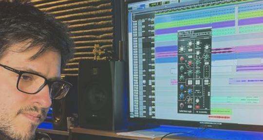 Mix, Mastering, Producer - Alessandro Bertoncini