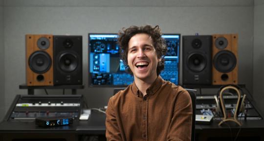 Remote Editing & Mixing - Andrés Giraldo