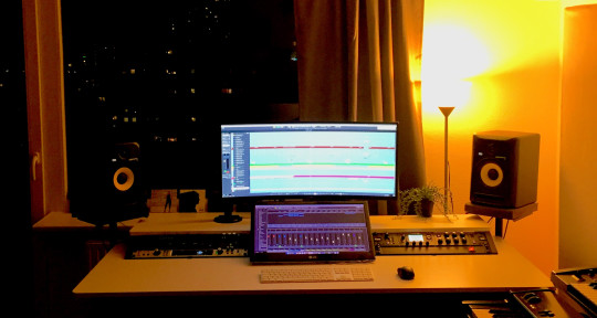 Producing, Mixing, Mastering - Tim Hoffmann