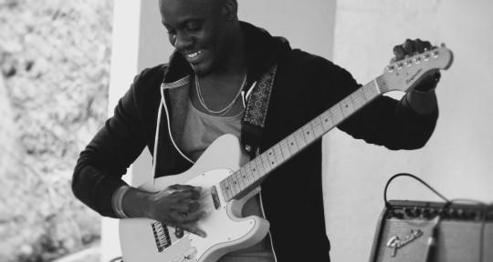 Session Guitarist, Composer - Theophilus Akai