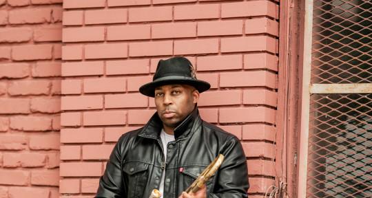 Singer Trombonist songwriter - Saunders Sermons