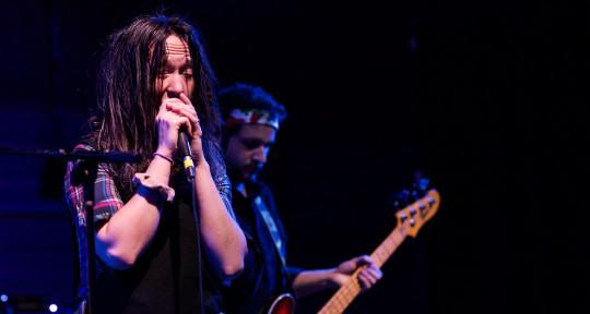 Soul Rock Session Singer - Katie Burke