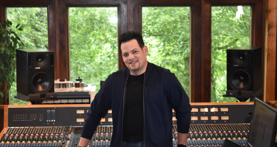 Music Producer, Mixer - Kervin Lebron