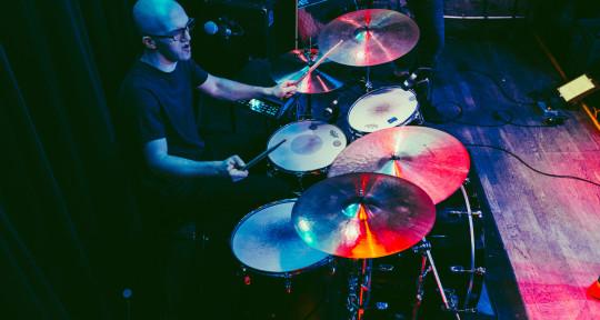 Drummer & Recording Engineer - Sean Vinci