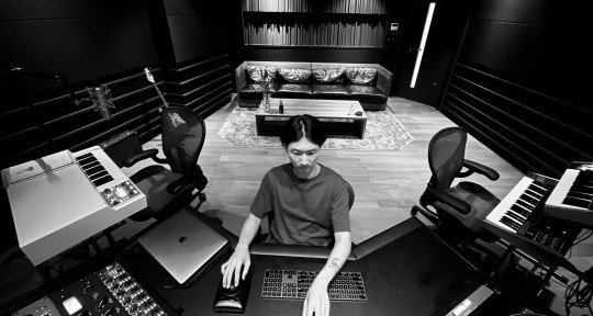 Contemporary Producer & Mixer - Manny Park