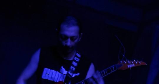 Guitarist, mixing, mastering - Fabio La Manna