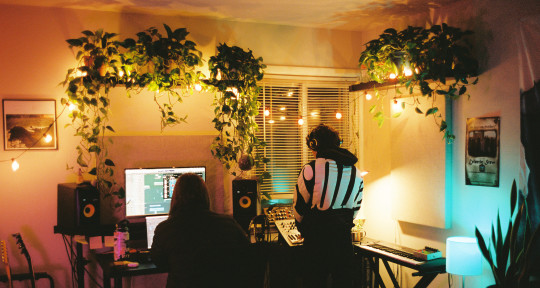 Mix Engineer, Producer - Tanner Ledford