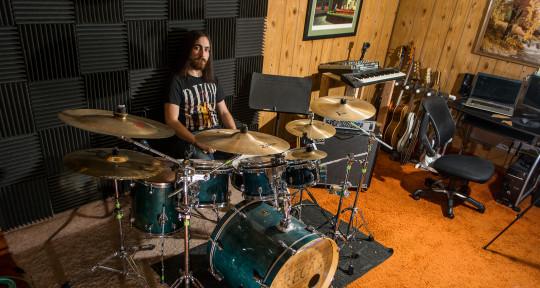 Drummer, Composer, Producer - McKeever Arnold