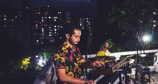 Pianist / Keyboards - Adrian Solano