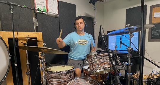 Seesion Drummer - Spot McCormick