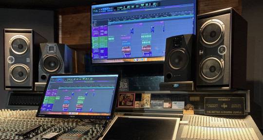 Recording, Mixing, and Mastering  - Strident Trax Recording