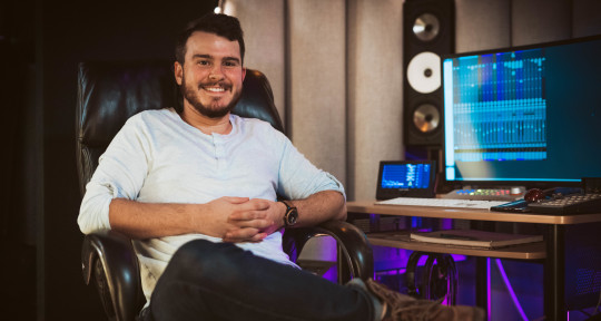 Mixing & Mastering - Dreamcatcher Studio