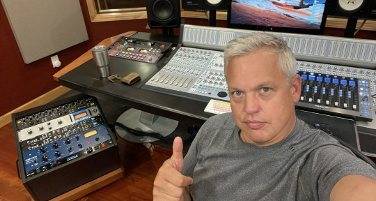 Record Producer, Mix Engineer - Darren Rust