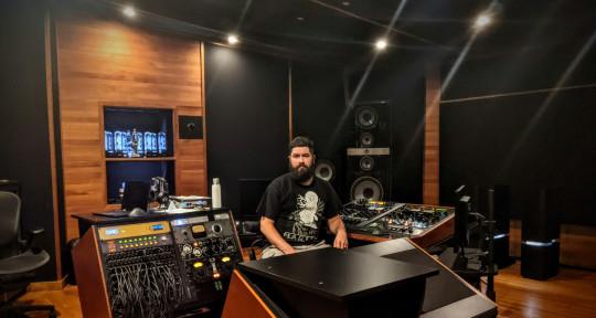 Mastering Engineer - Marc-Olivier Germain