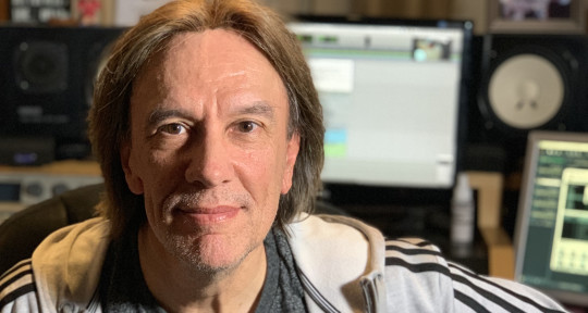 Mixing Engineer, Composer. - Tony Phillips