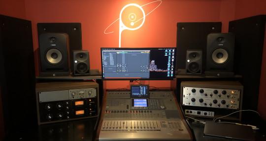 Producer, Mixing, Mastering - Penacho Records