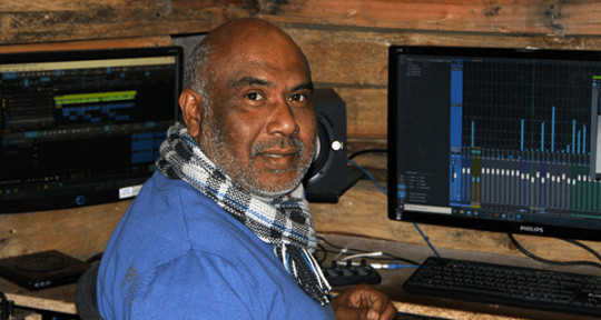 Music Producer & Composer  - Darryll Manuel
