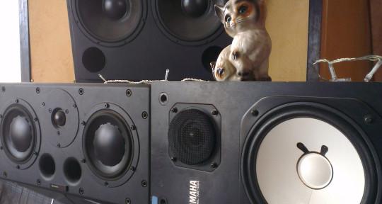 Mixer/Engineer/Producer - Jon Walker
