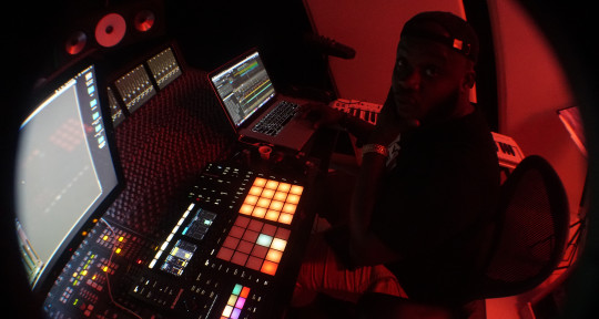 Producer, Mix Engineer - Robby Andrew Robinson