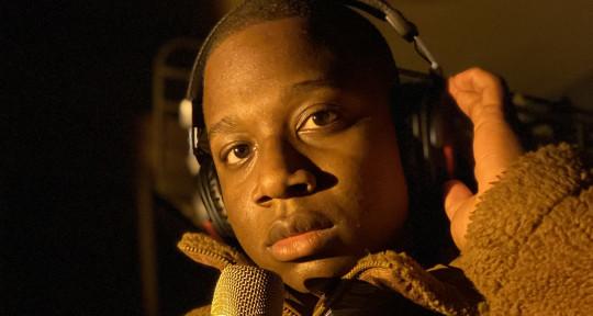Vocalist, Songwriter, Producer - Chris Banks