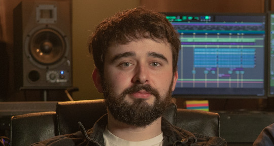 Producer, Mixer and Musician - Connor