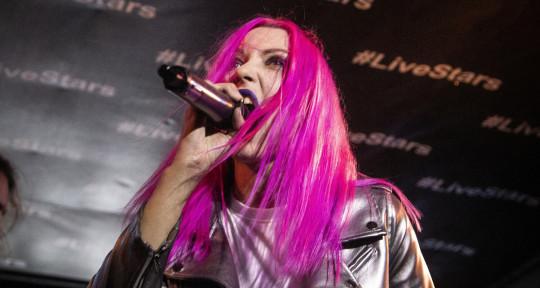 Session vocalist - Alena Yashkina