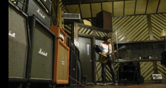 Session Guitarist - Johnny Rao
