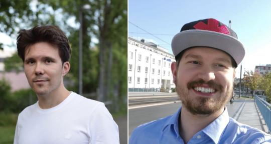 Mixing Engineers - Julius Marx & Anton Apelt