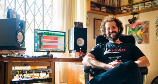 Producer, Mixing & Master Eng. - Steffan Duarte
