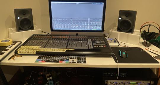 Mixing & Mastering - RobertsJSound