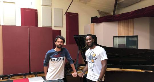 Recording, Mixing, Mastering - Raphael THIERY