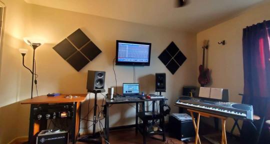 Mixing/Mastering/Producing - GMP Studios
