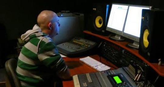 I mix your fantastic music - Shane Ward
