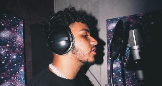 Songwriter, Producer, Artist - Adonis Blazer