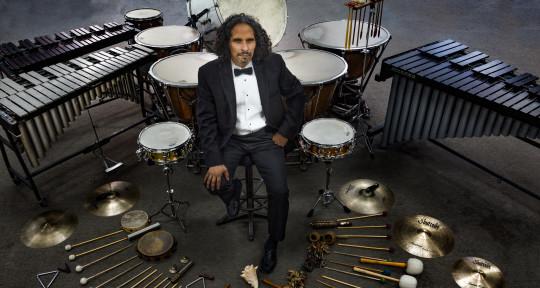 Timpanist,Drummer,Symphonic P. - Germán Domador