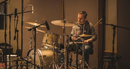 Session Drummer!  - Germán Heffner