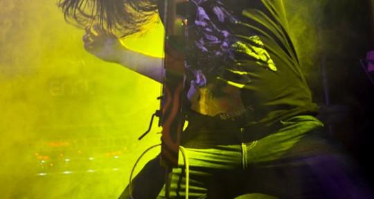 AudioEngineer/Guitarist/Singer - Davide F.Y. Penna