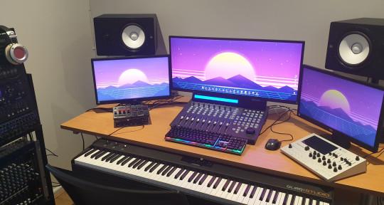 Producer, Sound designer - Rick Zariis