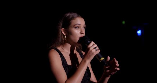 Singer, Writer, BGV Arranger - Charlotte Mac