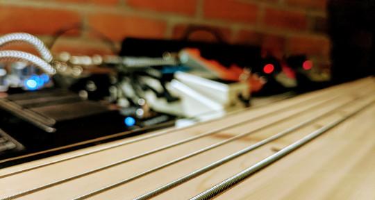 Dark atmospheric soundtracks  - Paul Buddle/thearmslegensemble