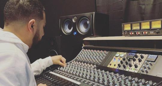 Producer/Songwriter/Engineer - Mark Drew